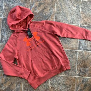 Under Armour UA Pullover Over Big Logo Hoodie